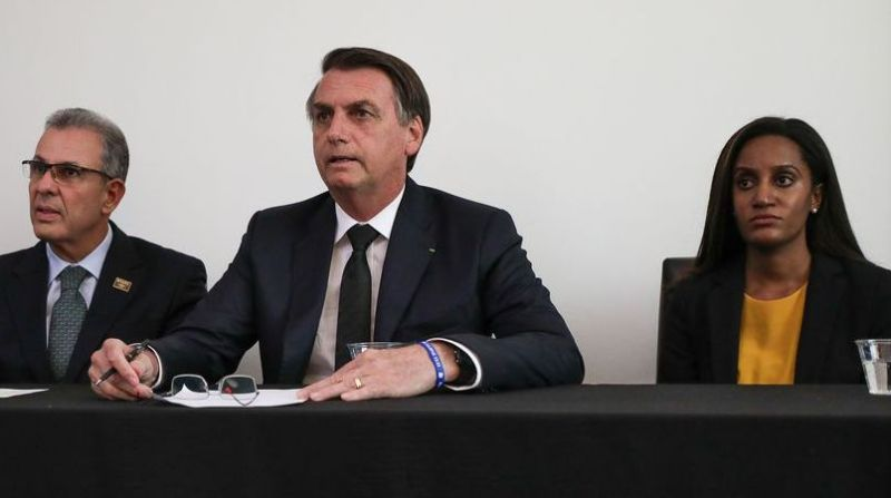 bolsonaro live marco correa pr