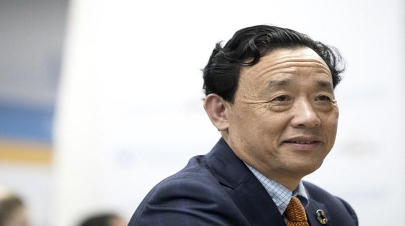 Qu Dongyu novo diretor da fao flicker fao