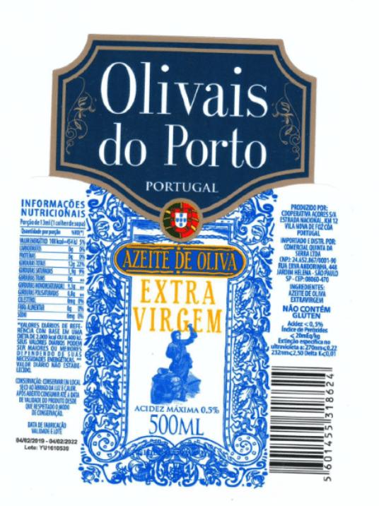 azeilte de oliveira fraude olivas do porto carlos silva mapa
