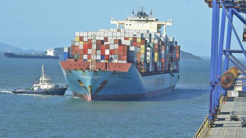 exportacao navio APPA