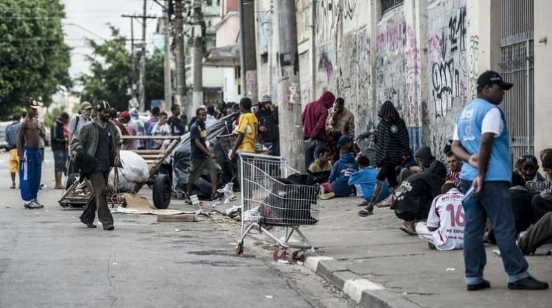 pessoas na rua sao paulo MC agencia brasil