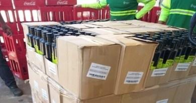 Fiscalização do Mapa destrói 4 mil frascos de azeite adulterado