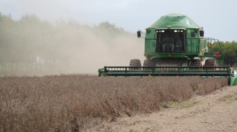 colheitadeira soja embrapa gabriel faria