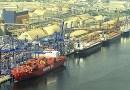 Porto de Paranaguá carrega soja normalmente após caso de Covid-19 em navio