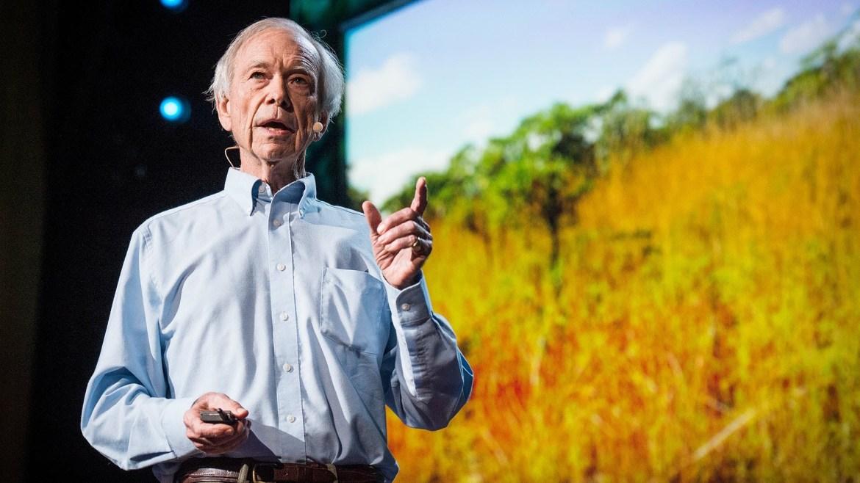 Allan Savory - Como combater a desertificação e a mudança climática