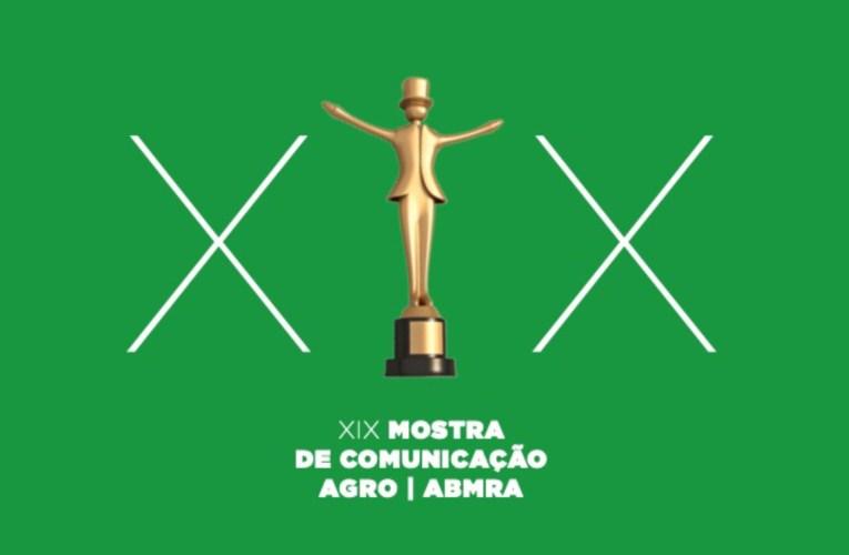 Últimos dias para inscrição para a principal premiação da comunicação do agronegócio, a Mostra Agro ABMRA