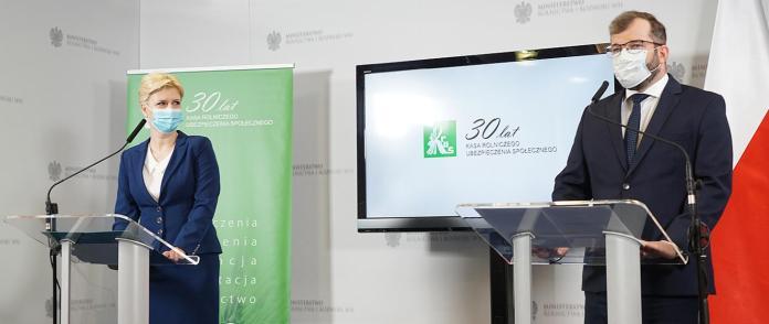 KRUS: 30 lat w służbie rolnikom