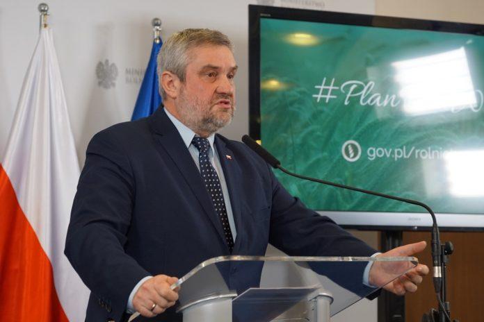 Jan Krzysztof Ardanowski, ministerstwo rolnictwa, izby rolnicze, krajowa rada izb rolniczych