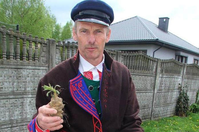 Chłop Roku 2019,  Świętokrzyska Izba Rolnicza, Szymon Płusa, rolnik
