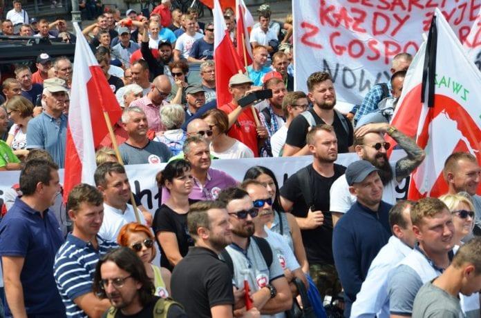 Jan Krzysztof Ardanowski, Unia Warzywno-Ziemniaczana, Michał Kołodziejczak, Mandaty dla protestujących rolników, protest rolników, portal rolniczy