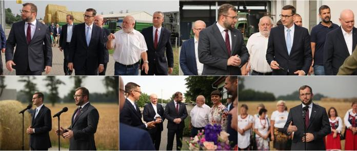 Z wizytą w rodzinnym gospodarstwie rolnym – nowe rozwiązania dla rolników w Polskim Ładzie dla rolnictwa