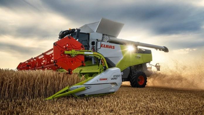 Opinie rolników na temat kombajnów CLAAS serii TRION