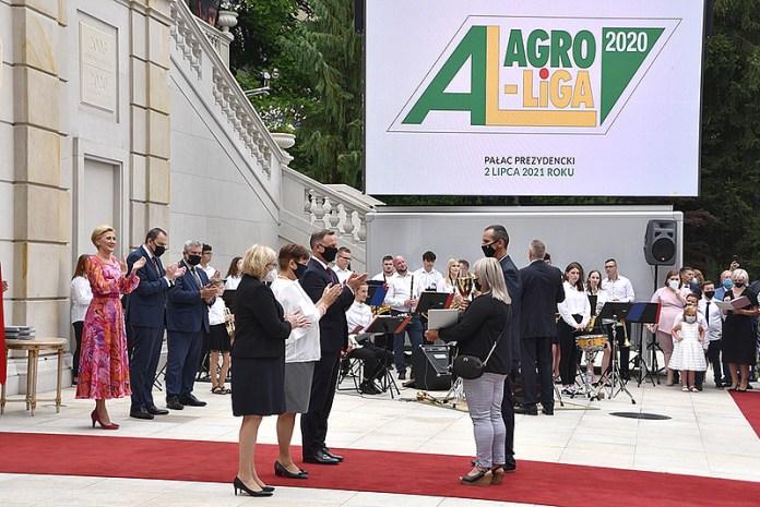 Finał AGROLIGI 2020: Najlepsi rolnicy i przedsiębiorcy z sektora rolnego wybrani