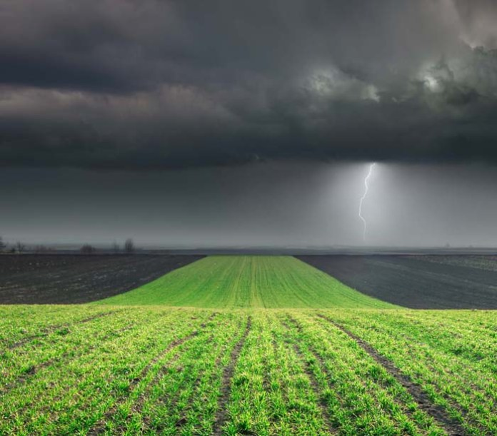 Czas burz i deszczu