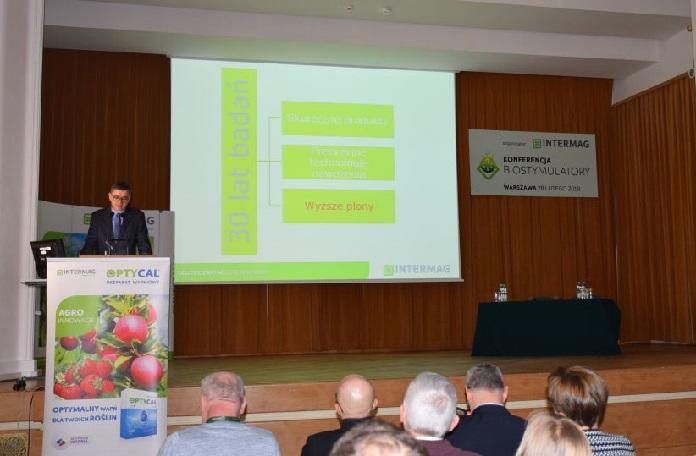 Biostymulatory, krzem, zmiany klimatu, SGGW