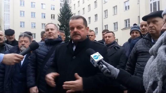 OPZZRiOR, Sławomir Izdebski, przewodniczący OPZZRiOR, dziki, ASF, rekompensaty, szkody łowieckie, Piotr Jenoch