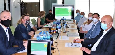 Posiedzenia Centralnej Komisji Konkursowej XVIII Ogólnokrajowego Konkursu Bezpieczne Gospodarstwo Rolne