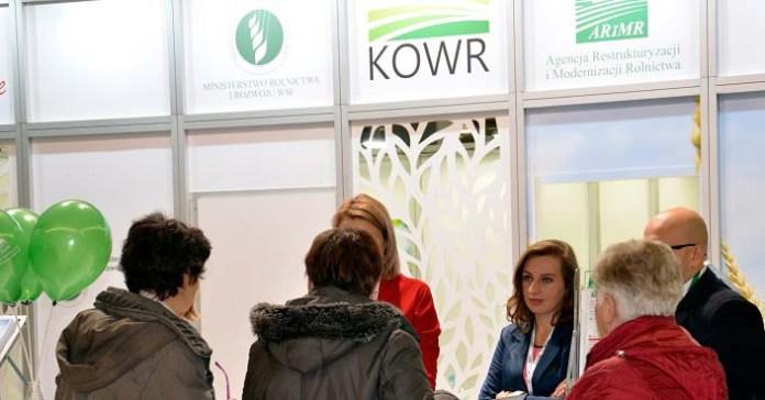 KOWR, NIK, MRiRW, ARR, ANR, Krajowy Ośrodek Wsparcia Rolnictwa