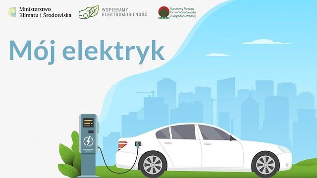 """Program """"Mój elektryk"""": NFOŚiGW będzie udzielał dopłat do leasingu aut elektrycznych za pośrednictwem banków"""
