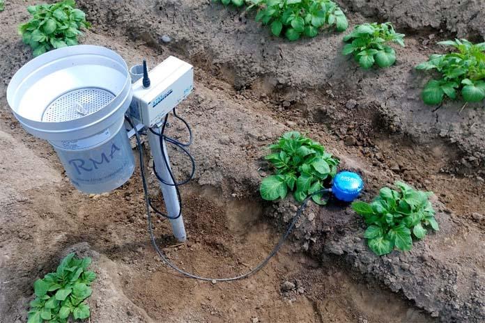 Nawadnianie, Nawadnianie z dronem, Polskie Stowarzyszenie Rolnictwa Zrównoważonego, ASAP, nawadnianie z DSS