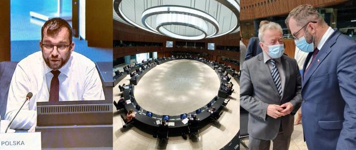 Rada Ministrów rolnictwa UE AGRIFISH w Luksemburgu