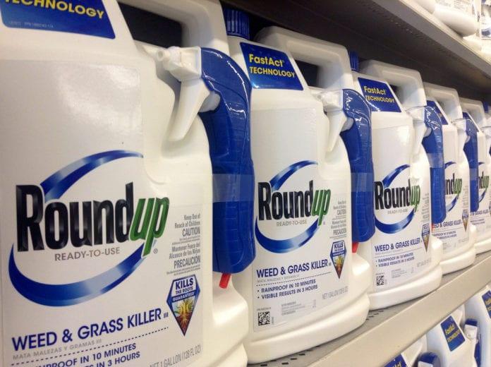 Roundup, Monsanto, Bayer, glifosat
