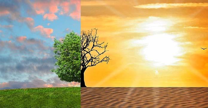 emisja CO2, Energia, środowisko, klimat, Mike Pompeo, ochrona klimatu, ONZ, porozumienie paryskie, Stany Zjednoczone, USA, zmiany klimatyczne, susza