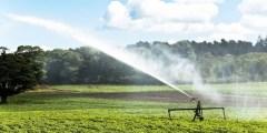 Irrigation sous pression