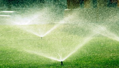 Irrigation par aspersion
