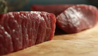Transformation de muscles en viande