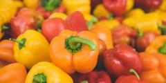 Composition nutritionnelle du poivron