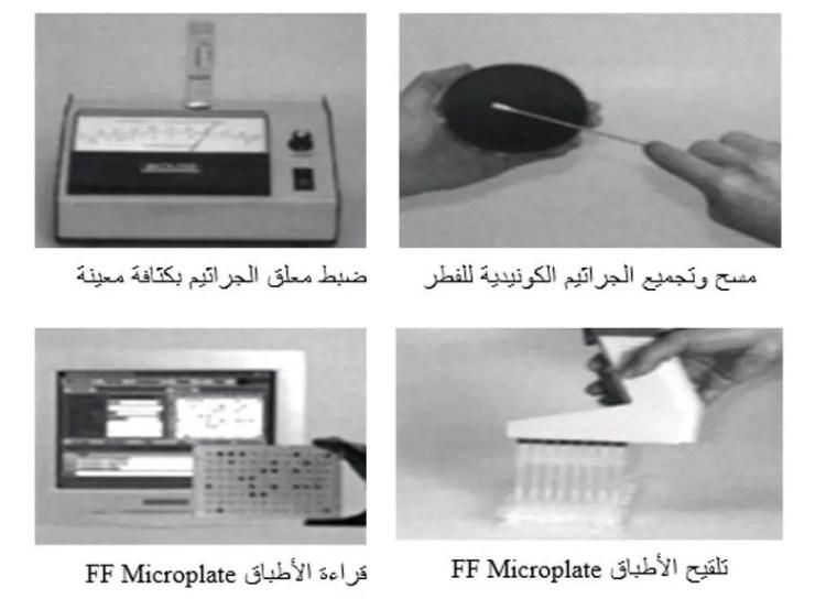 طريقة استخدام FF Microplate