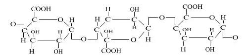 المواد البكتينية Pectic-substances