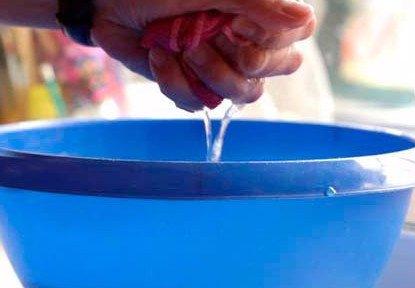 A hideg vízzel való öntözés segít a magas vérnyomásban)