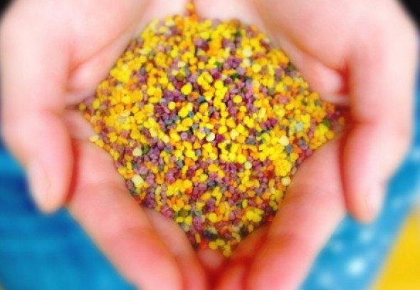 Pollen a prosztatitis kezelésére)
