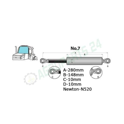 Case IH - 3118430R1 2