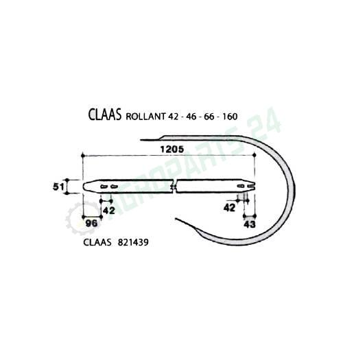 Claas- 821439 2