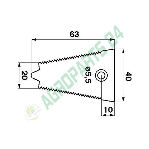 Claas - 522184-2
