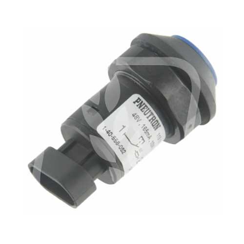 Druckschalter Hydraulik / Fronthubwerk aus - 47111665 3