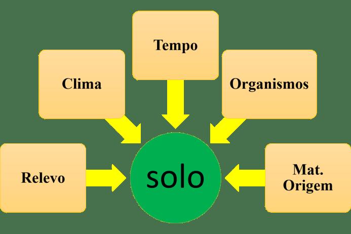 Fatores que influencia na formação