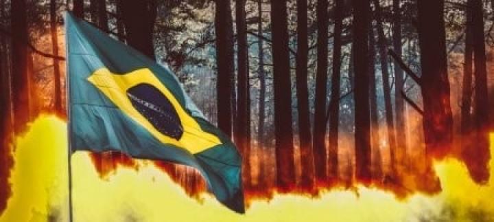 Desmatamento na Amazônia