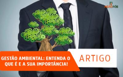Gestão Ambiental: Entenda o que é e a sua Importância!