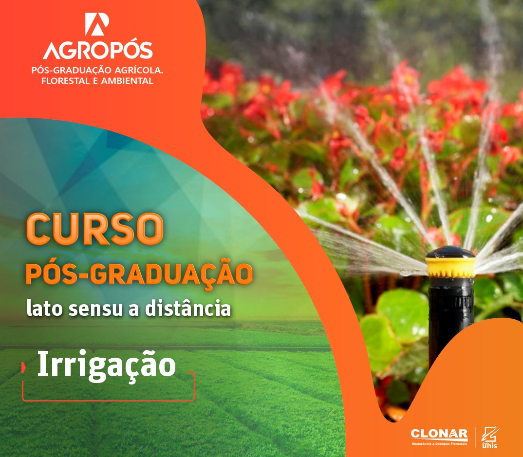 pós-graduação em Irrigação