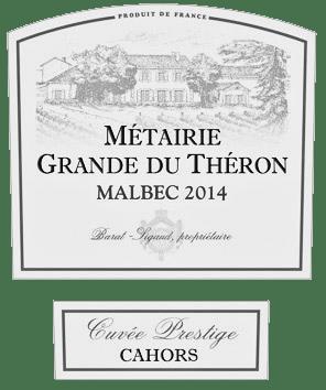 Metairie Grande du Theron