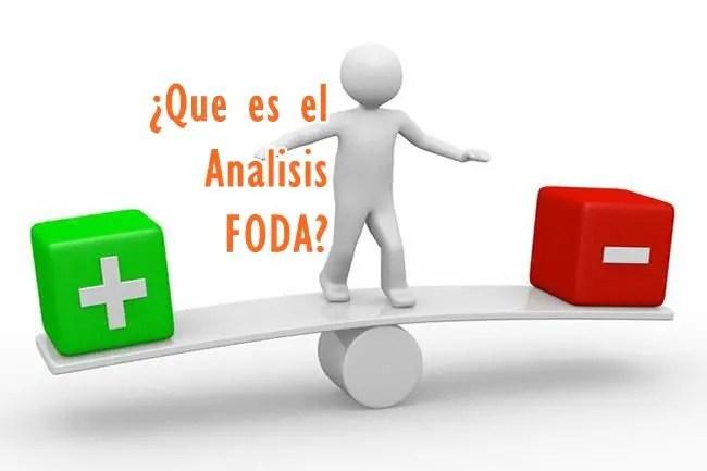 Diagnostico y analisis FODA