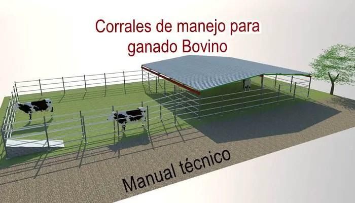 Manual Corral de Manejo para Bovinos PDF
