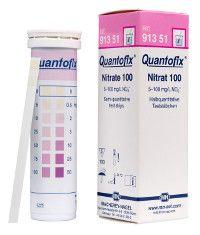 QUANTOFIX Nitrato 100 C/100uds 91351