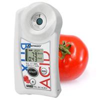 Medidor de bolsillo Acidez + Brix (Tomates) PAL-BX|ACID3