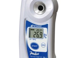 Refractómetro PAL-1