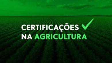 Certificações na agricultura